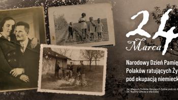 Narodowy Dzień Pamięci Polaków ratujących Żydów podokupacją niemiecką
