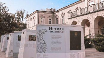 "Wystawa plenerowa ""Hetman"""